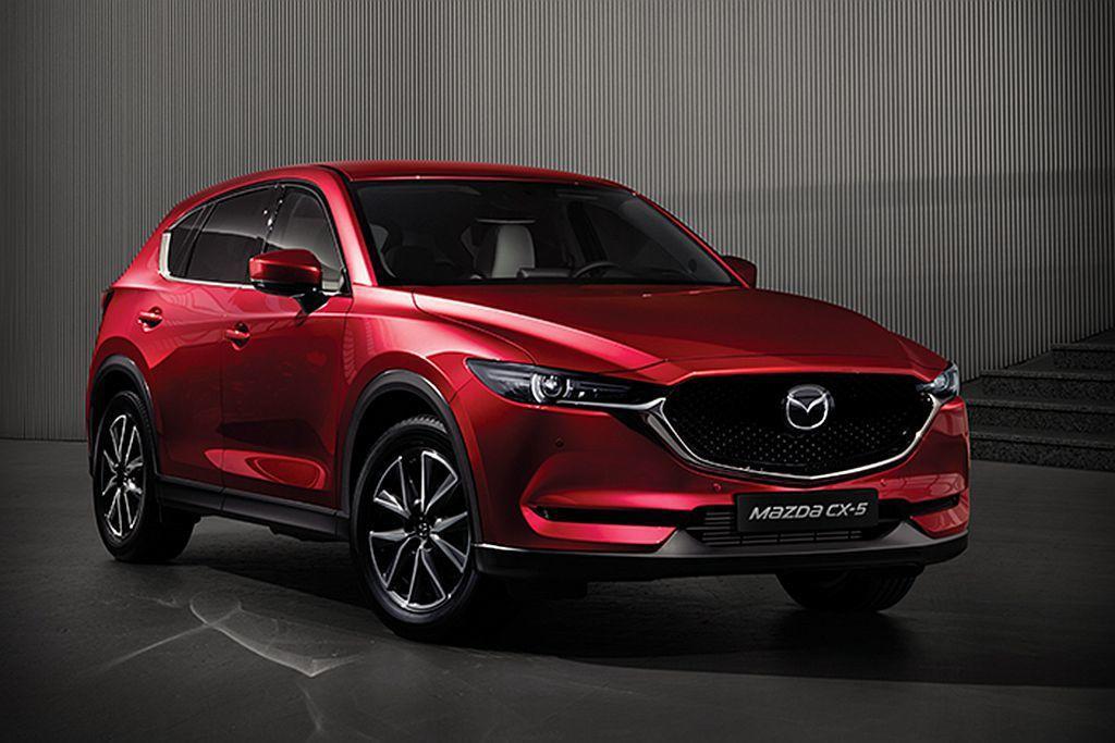 日前Mazda Taiwan宣布追加CX-5環景旗艦版,將360度環景輔助系統列...