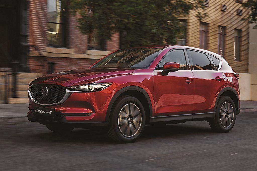 Mazda CX-5環景旗艦版車款建議售價為新台幣115.8萬,並預定自今年十月...