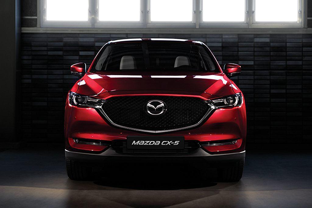 上半年在台銷售表現優異的Mazda CX-5休旅車,趁著暑假銷售旺季再追加環景旗...