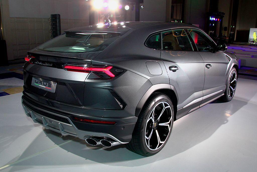 預計7月下旬到8月初率先預定Lamborghini Urus的車主就能拿到車。 記者張振群/攝影