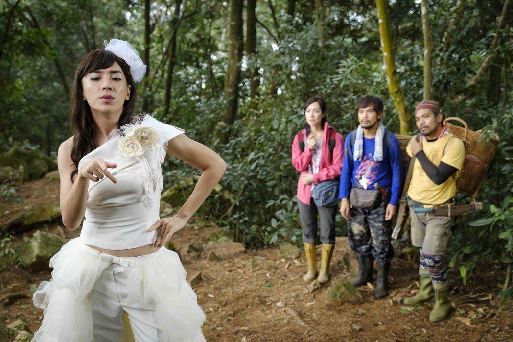 電影將於9月7日正式上映。圖/華映娛樂提供