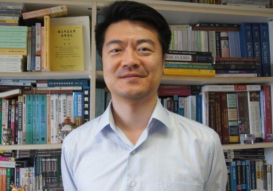 政大法律系副教授劉宏恩。 聯合報系資料照