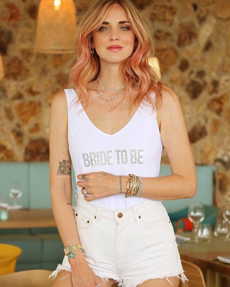 最具影響力時尚部落客 Chiara Ferragni將於9月1日舉辦婚禮。圖/取...