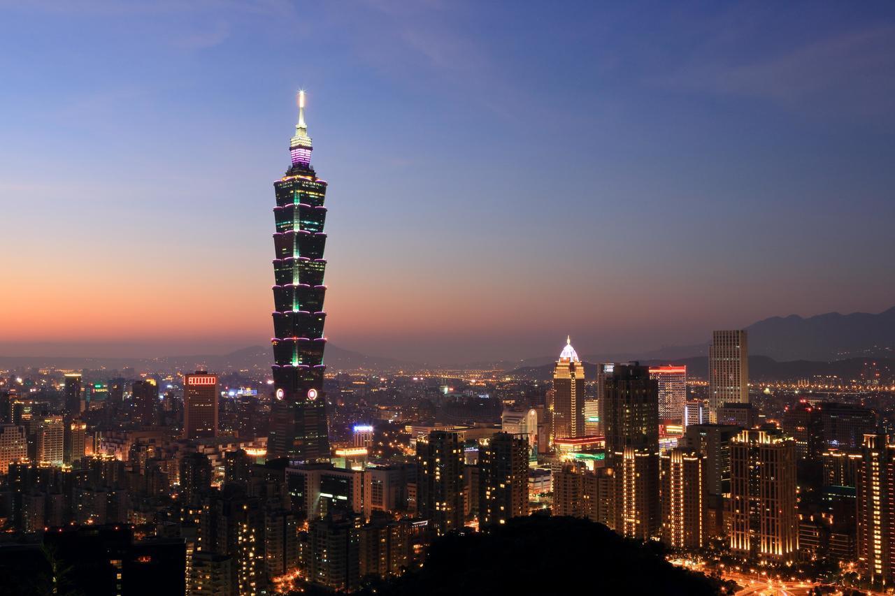 台北獲得優等證書飯店比例最高前10名的「最優等」城市殊榮。圖/TripAdvis...