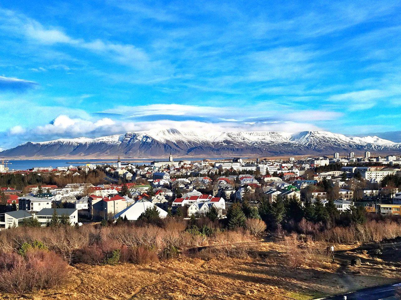 冰島克雅維克獲得優等證書商家比例最高第2名的「最優等」城市殊榮。圖/TripAd...