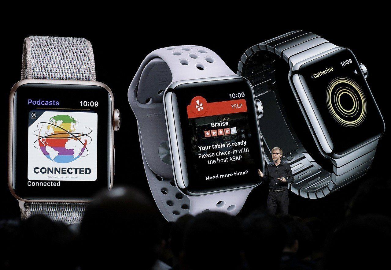 川普政府可能對另外2,000億美元的中國輸美商品課稅,Apple Watch已被...