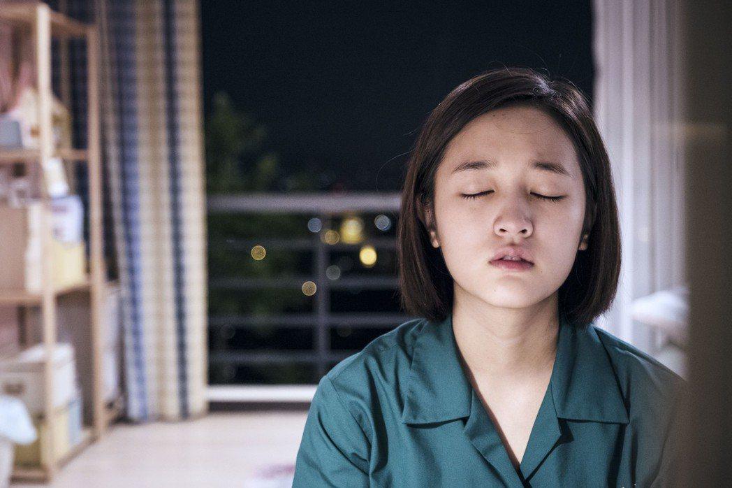 王淨在「茉莉的最後一天」演出資優生。圖/公視提供