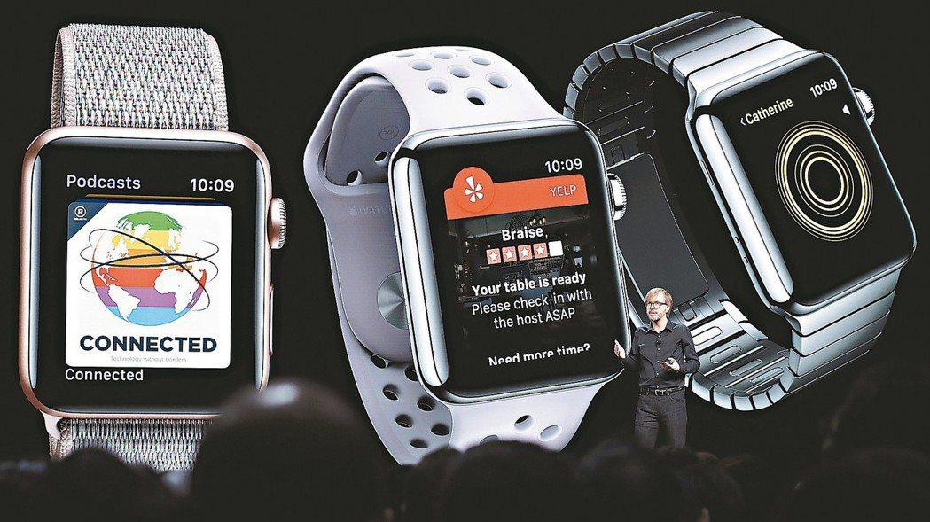 美國擬對中國總計2,000億美元商品加徵關稅,蘋果公司iPhone目前為止雖然並...