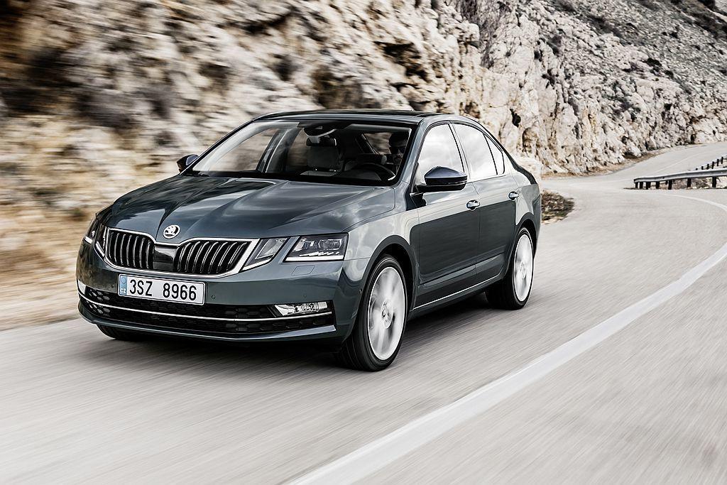 中型家庭車款Octavia,目前依然是Skoda品牌賣最好的車系。 圖/Skod...