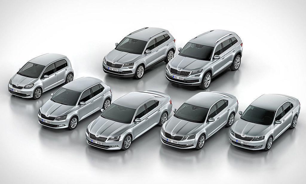 捷克Skoda汽車公布今年上半年全球銷售成績,共賣出652,700輛各式新車,比...