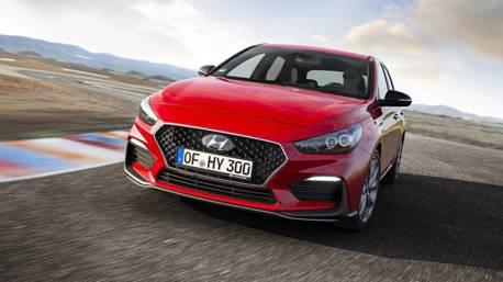 (影音) Hyundai全新運動化車型 i30 N Line正式報到!