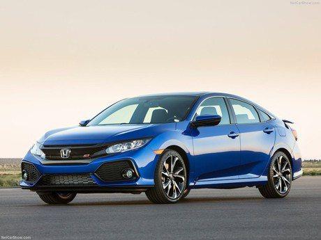 Honda Civic四門房車即將導入英國市場!2萬英鎊有找