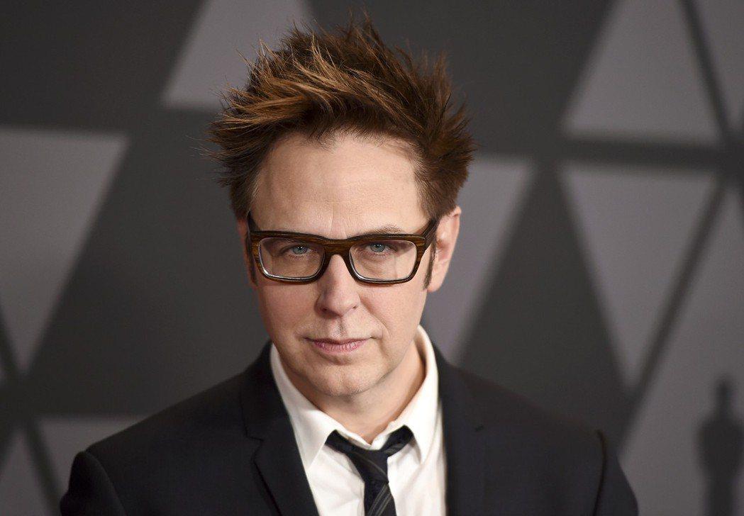 「星際異攻隊」導演詹姆斯岡恩被開除,激起各方爭議。(美聯社)