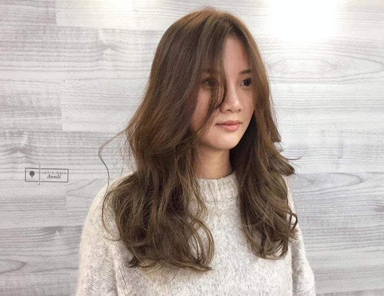 髮型創作/Annli (安莉)。圖/StyleMap提供