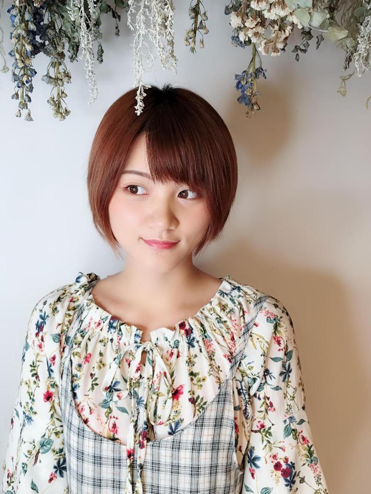 髮型創作/ Dona Tseng。圖/StyleMap提供
