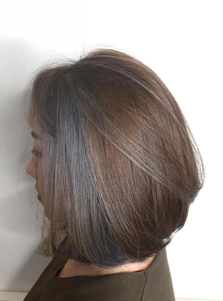 髮型創作/Kenya。圖/StyleMap提供