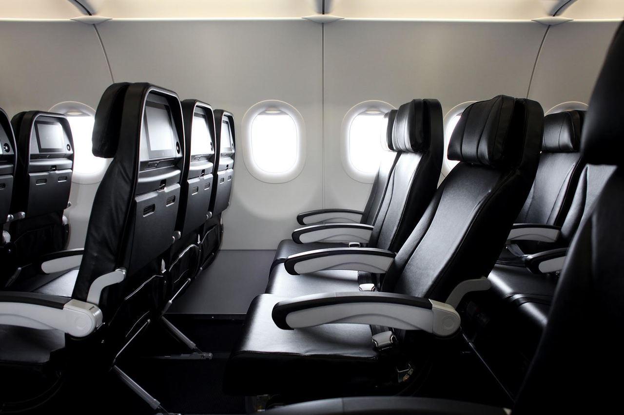 座艙縮減座位數,讓座位更寬敞,提供更舒適的環境。圖/星悅航空提供