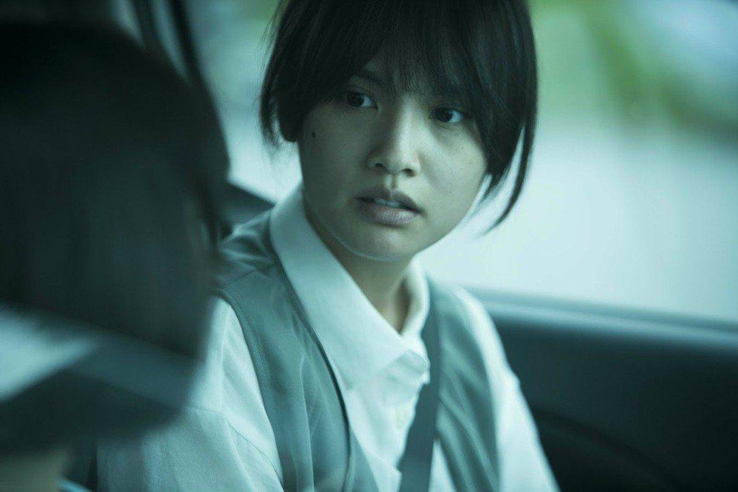 楊丞琳有望以「紅衣小女孩2」角逐亞太影展影后。圖/威視提供