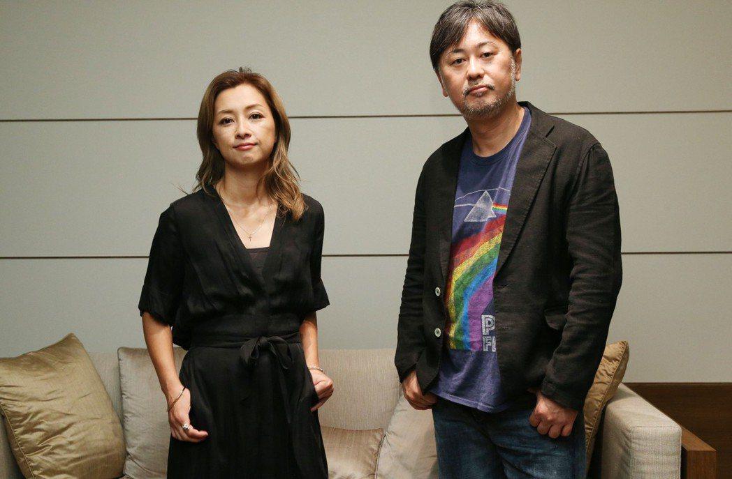 大無限樂團在日本樂迷心中擁有不可取代的地位。記者林俊良/攝影