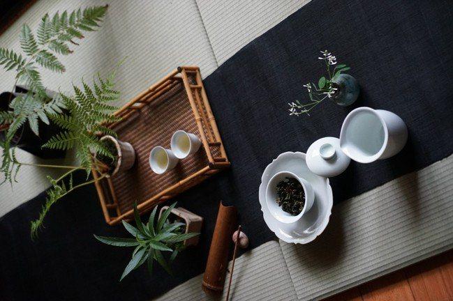 蓋杯雖然是杯,但長相就像一只帶蓋的碗。圖/盧怡安提供