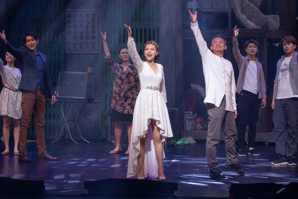 音樂劇「搭錯車」叫好又叫座,預計11月展開大陸巡演。圖/相信提供