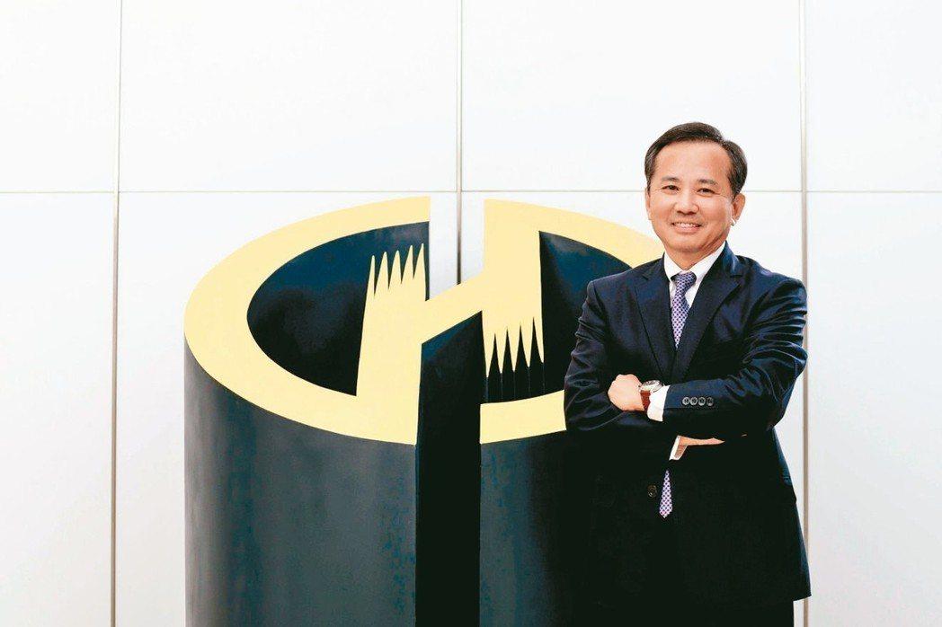 華南銀行總經理鄭永春 華南銀行╱提供