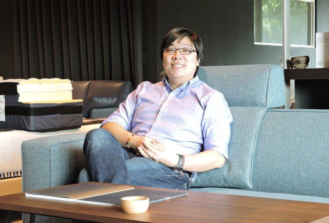 大漢家具二代接班人蕭翊弘的下一步計畫將朝「新南向」邁進。 業者/提供