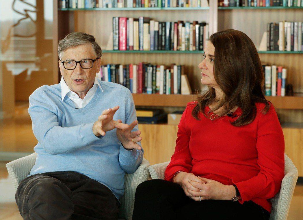 比爾·蓋茲與梅琳達·蓋茲夫婦長期致力於社會公益,更早於18年前創立以兩人姓名命名...