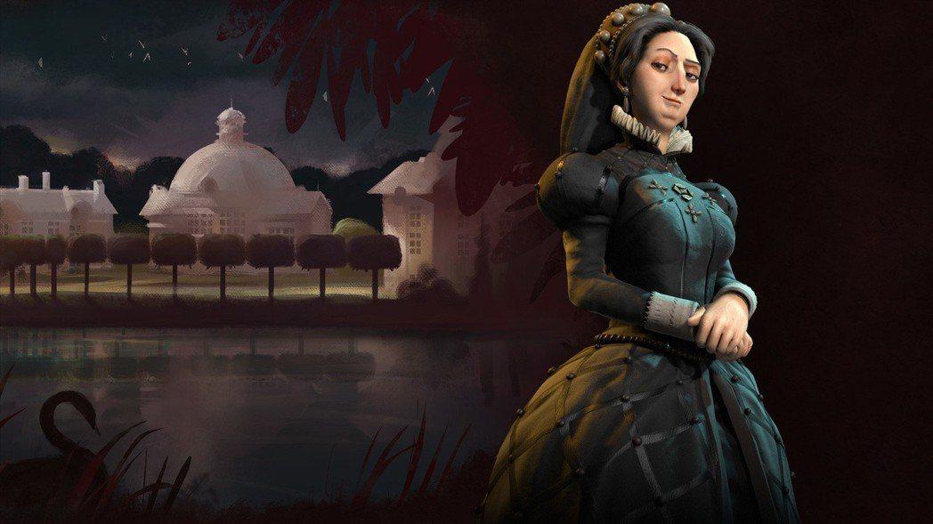 《文明帝國 6》遊戲畫面。圖/截自2K