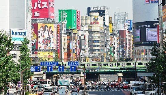 東京。 圖/japan-guide