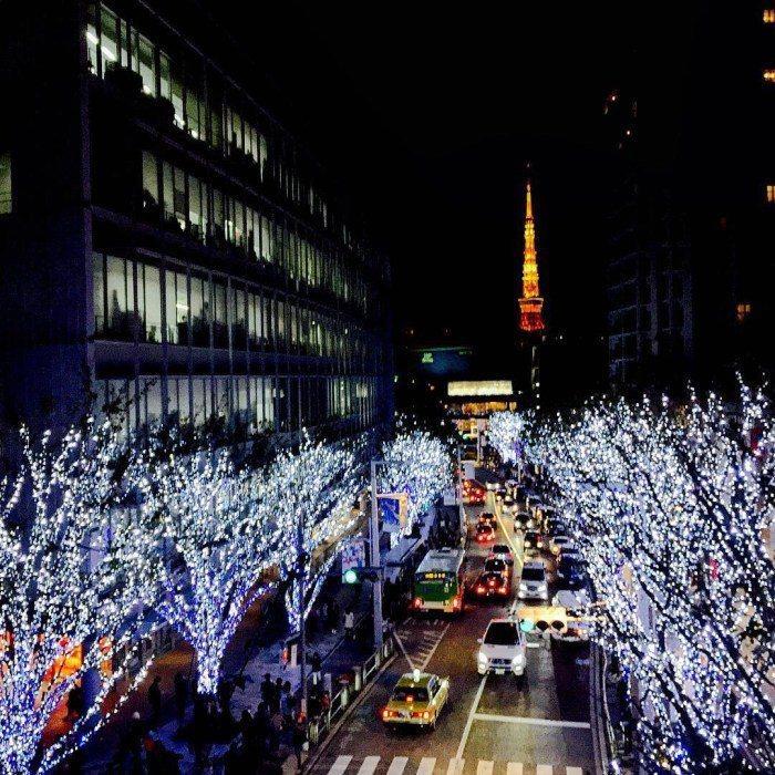 六本木。 圖/seeing-japan.com