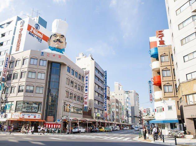 東京合羽橋道具街。 圖/timeout.com