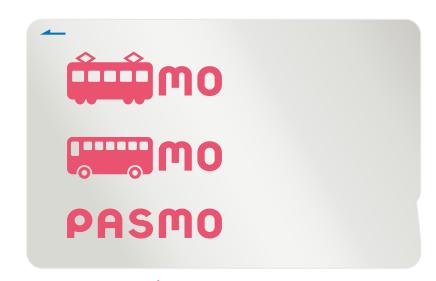 PASMO(IC卡)。 圖/官網