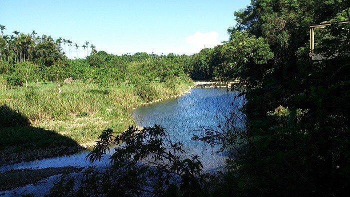 新北-貢寮古貿易航道。 圖/維基百科