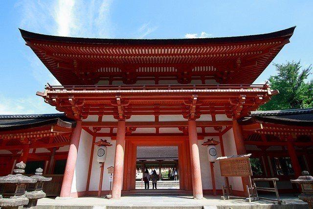 ▲日本古城親子旅遊景點-春日大社。(圖/攝影者: ot0rip 604, Fli...