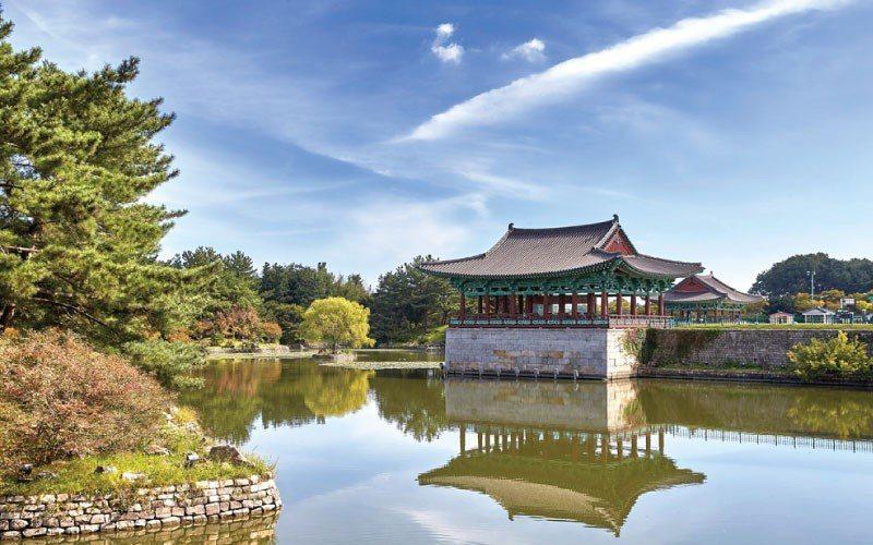 ▲慶州東宮與月池。(圖/Tripbaa趣吧!亞洲自由行專家)