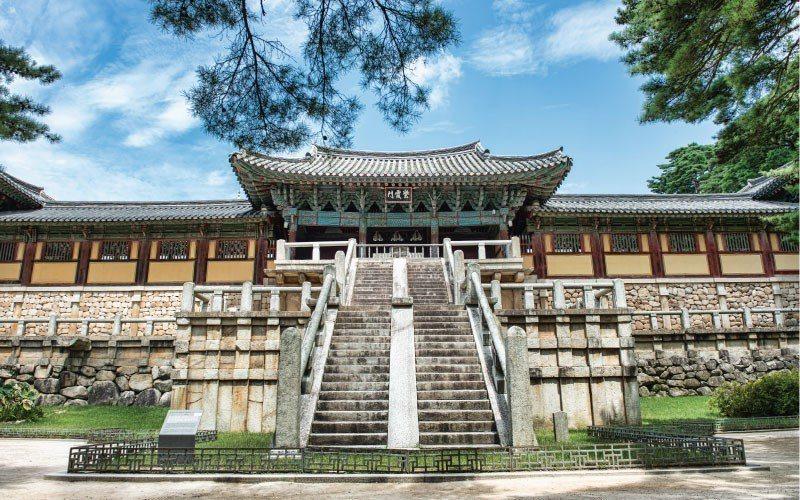 ▲韓國古城親子旅遊景點-佛國寺。(圖/Tripbaa趣吧!亞洲自由行專家)