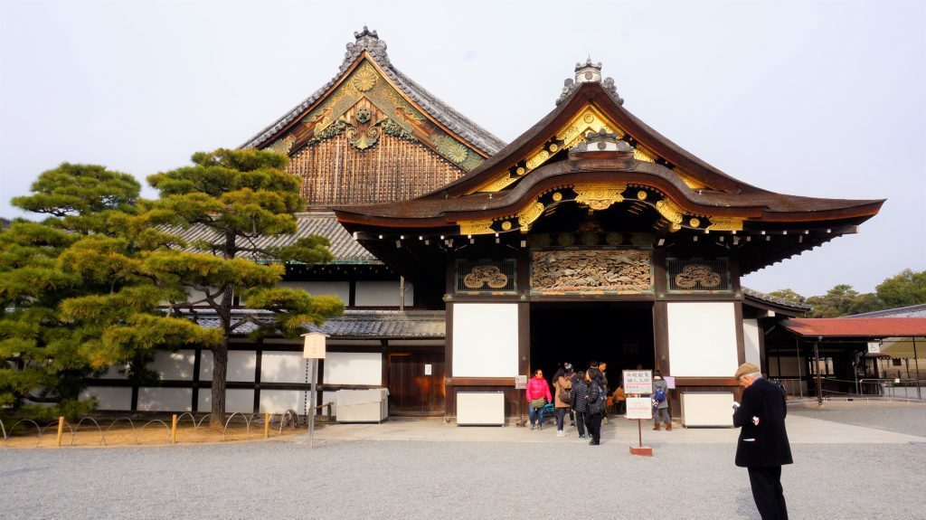 ▲日本古城旅遊景點-二條城。(圖/Tripbaa趣吧!亞洲自由行專家)