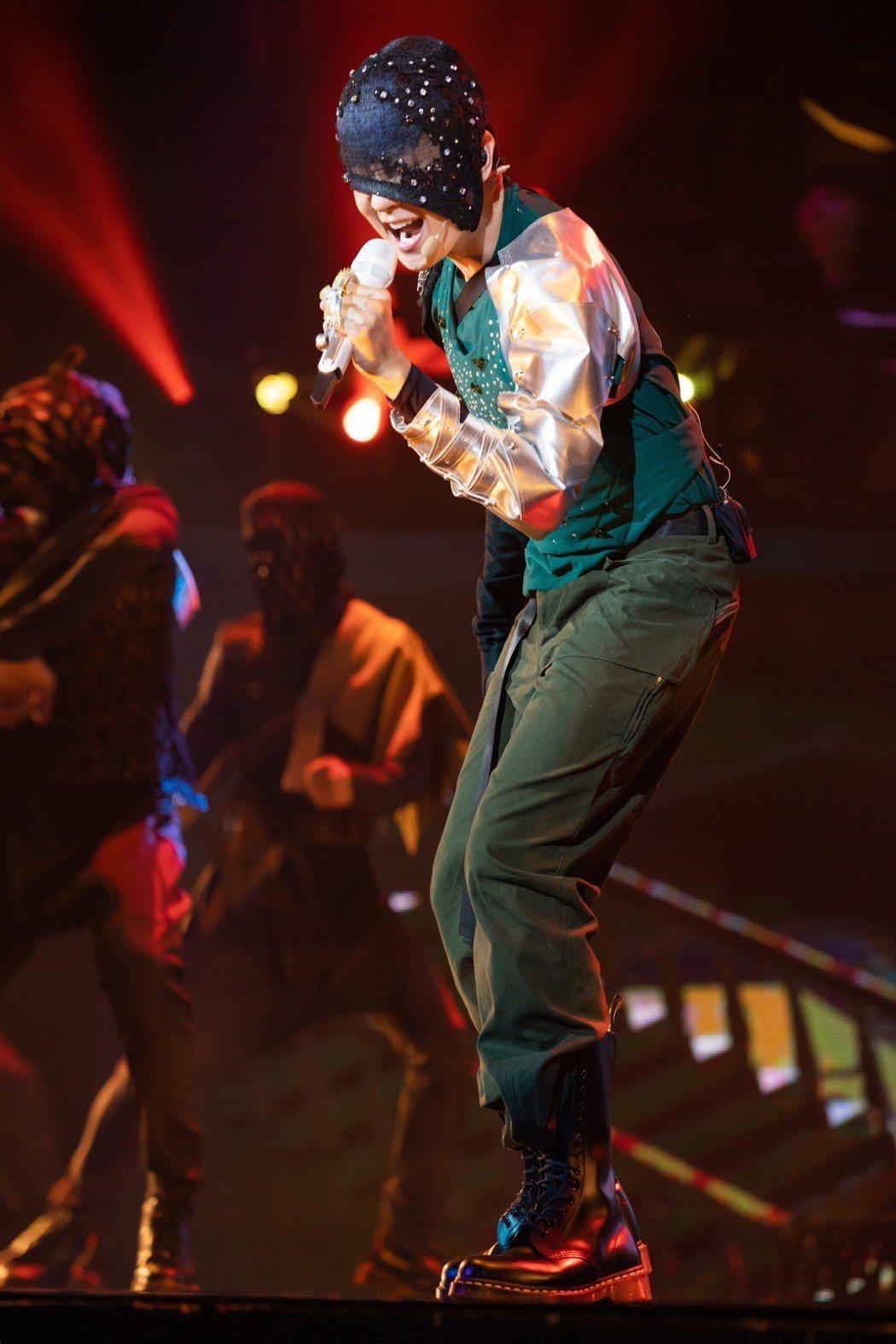 林俊傑持續在大陸舉辦「聖所」巡演。圖/JFJ Productions提供