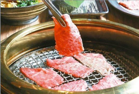 燒烤類食物易致癌。報系資料照