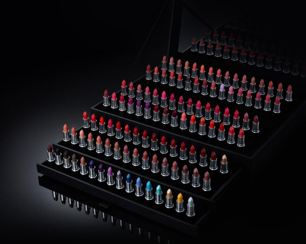 迎接国际唇膏日本周末MAC唇膏限量送给你!