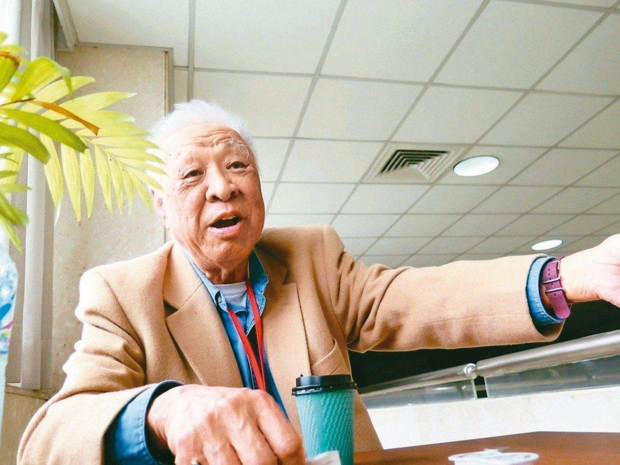 中研院院士項武忠/聯合報系資料照
