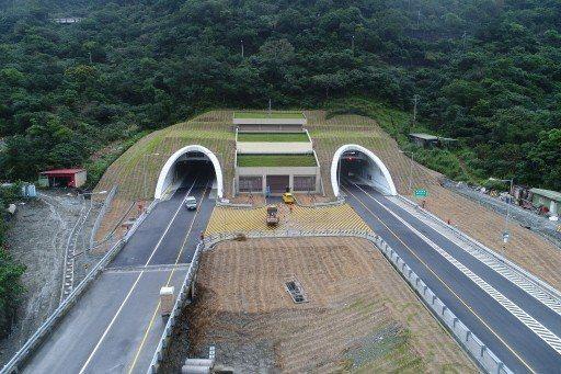 蘇花改東澳隧道口。 圖/聯合報系資料照片