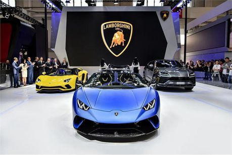 上半年是Lamborghini銷售分水嶺!下半年起將有劇烈變化
