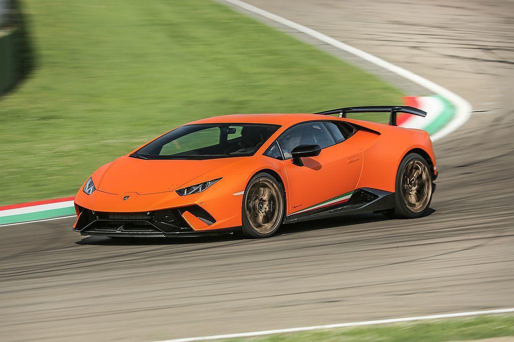 Huracan目前仍是Lamborghini最熱銷的車系,加上話題車型Hurac...