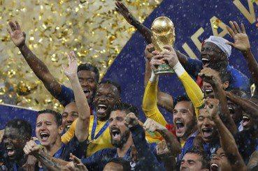 5分鐘告訴你,為何FIFA是著作權巨人?
