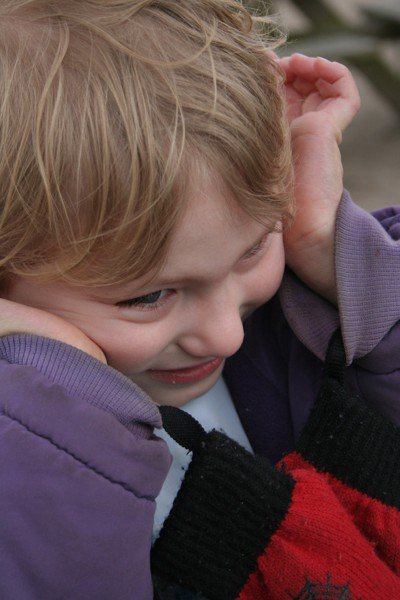 自閉症患者的感受能力比一般人還要強。圖/pixabay