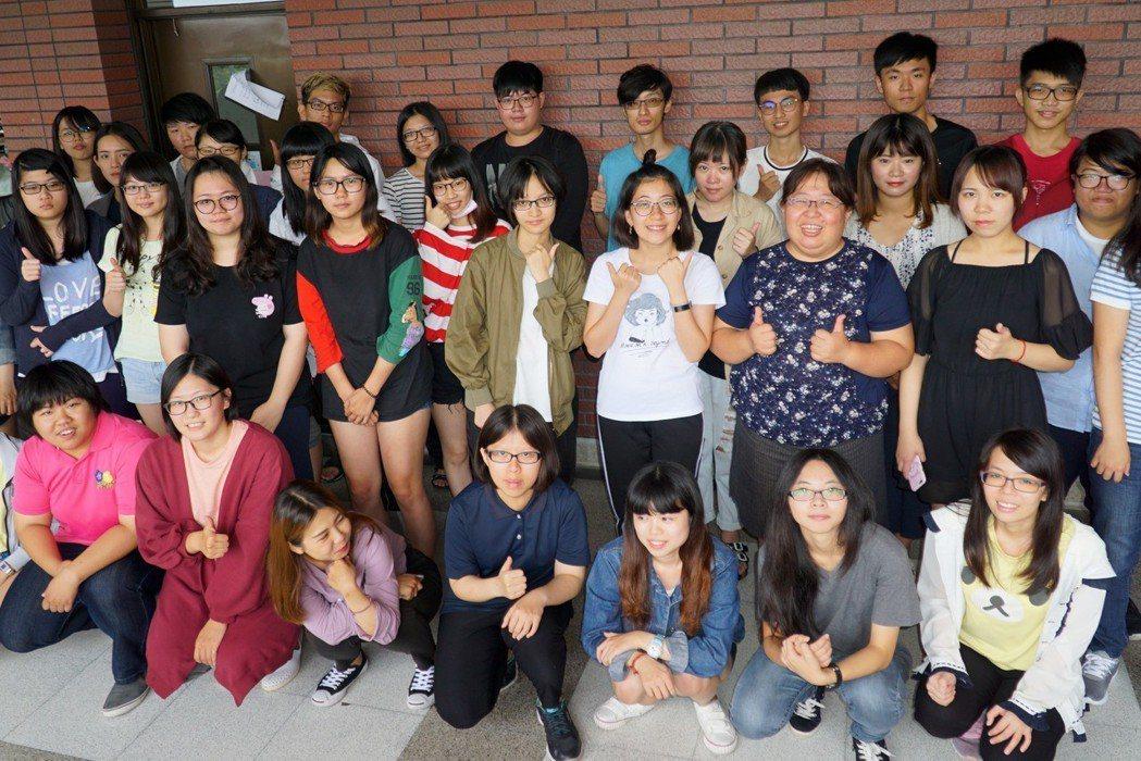 大葉大學應日系23名大三學生暑假出發到日本,展開一年的全職實習 大葉大學/提供。