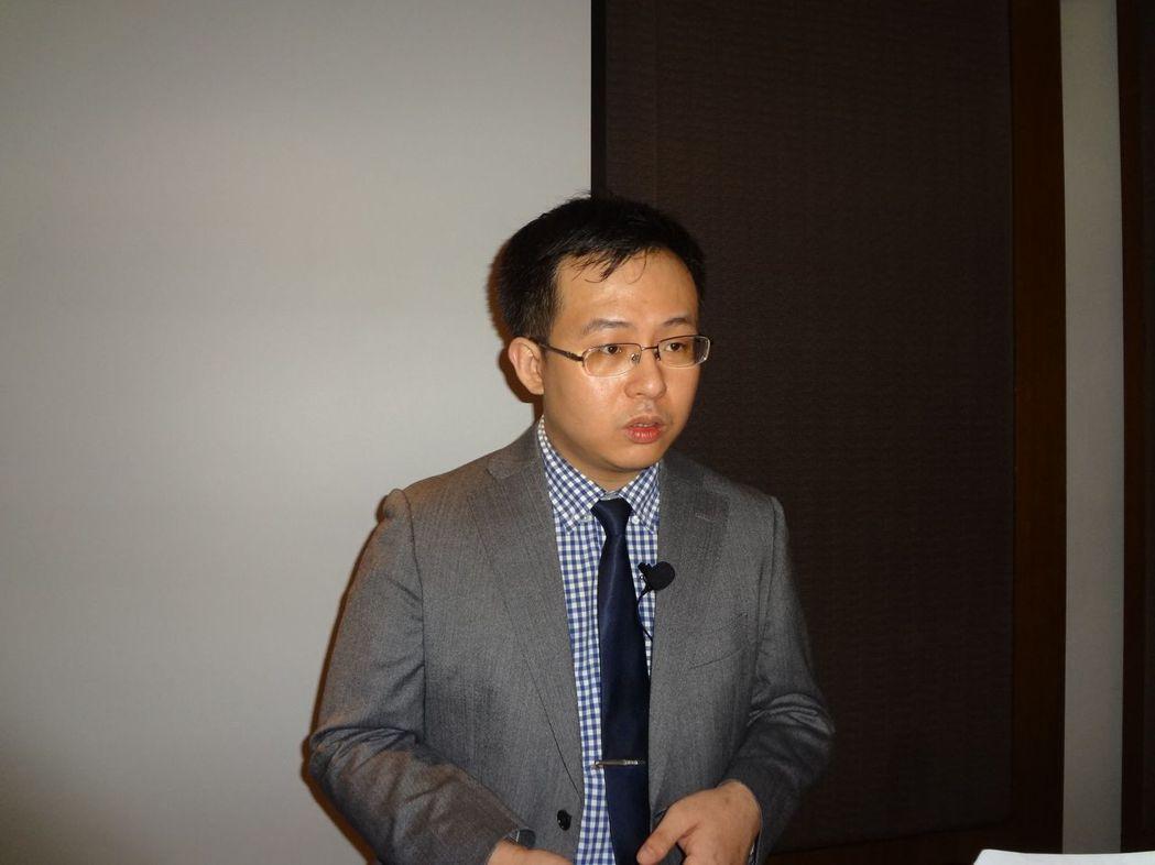 中山醫學大學附設醫院皮膚科主治醫師賴柏如。 金萊萊/攝影