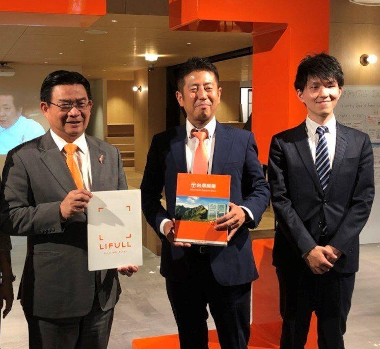 日本最大不動產網路平台LIFULL集團看好台灣市場,和台灣房屋合作,將日本待售物...